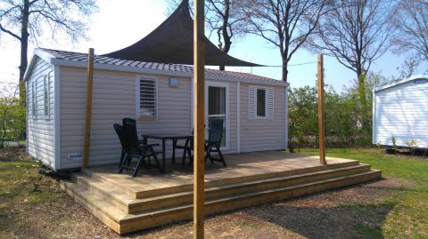 4-person mobile home/caravan Basic