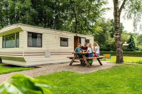 4-person mobile home/caravan (max. 2 adults) Colorado