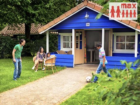 6-person mobile home/caravan (max. 2 volw) Hacienda