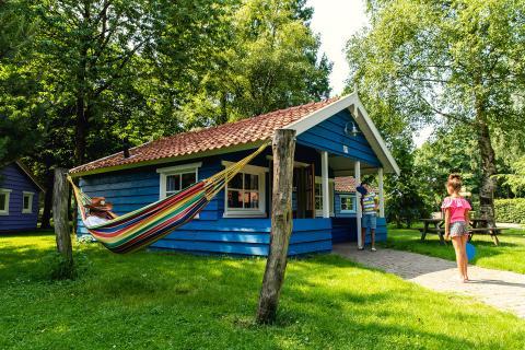6-person mobile home/caravan (max. 2 adults) Hacienda