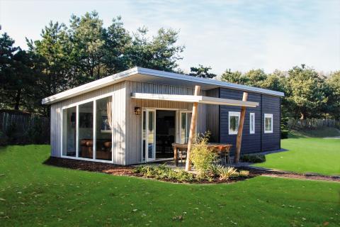 6-person mobile home/caravan Raccoon Lodge