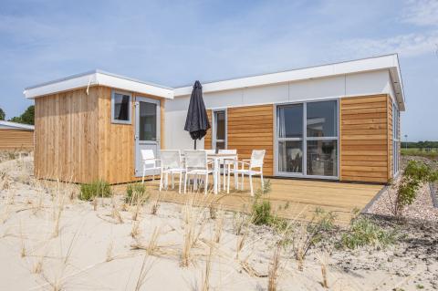 4-person mobile home/caravan Velthorst