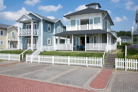 5-person cottage CB Standaard