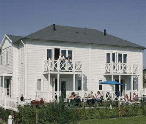 14-person group accommodation FV14