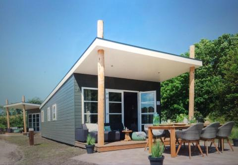 6-person mobile home/caravan Duin Lodge