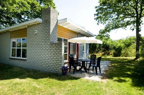 4-person cottage Middelharnis