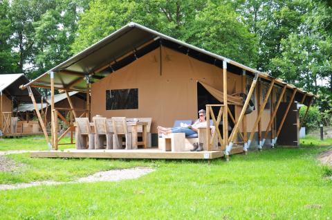 5-person tent Safaritent