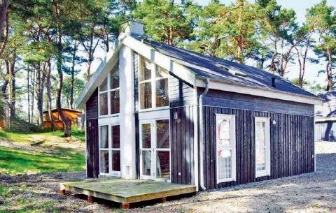 6-person holiday house Wellness
