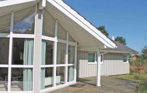 6-person holiday house Strandblick Wellness P