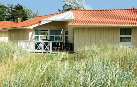 10-person group accommodation Strandblick Wellness P