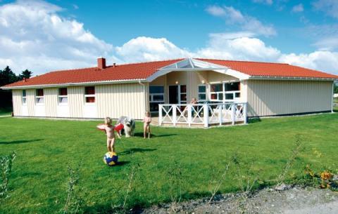 12-person group accommodation Meeresrauschen Wellness P