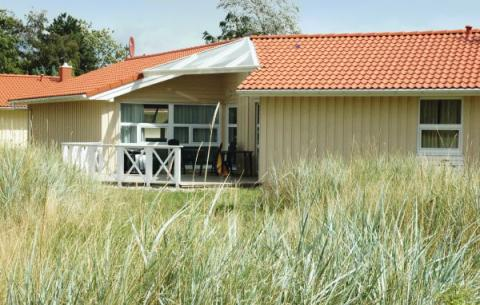 10-person holiday house Dünenpark Wellness P