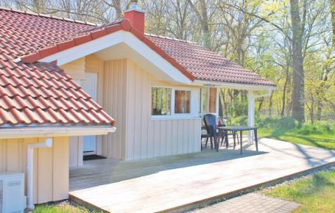 6-person holiday house Schmugglerstieg Wellness P