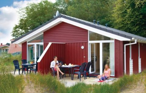 2-person holiday house Schmugglerstieg P