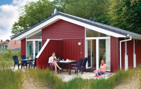 2-person holiday house Schmugglerstieg