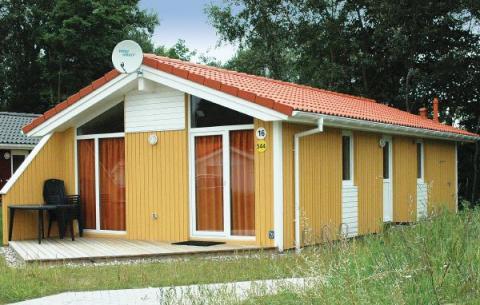 4-person holiday house Freibeuterweg Wellness