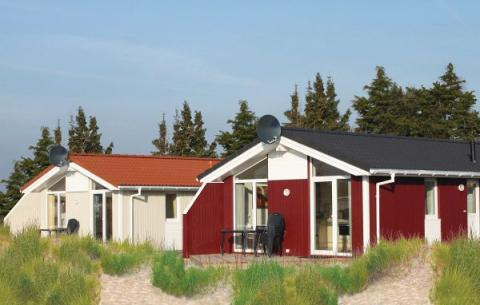 4-person holiday house Freibeuterweg Wellness P
