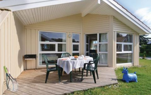6-person holiday house Strandblick Wellness P 4+2
