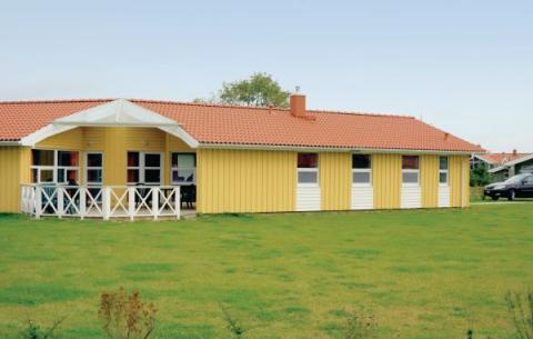 10-person holiday house Strandpark Wellness P