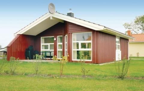 6-person holiday house Strandpark Wellness P