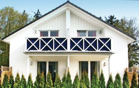 4-person holiday house Seeadler P