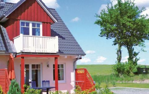 4-person holiday house Seestern P