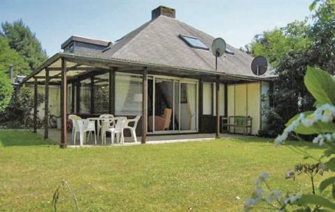 4-person holiday house P